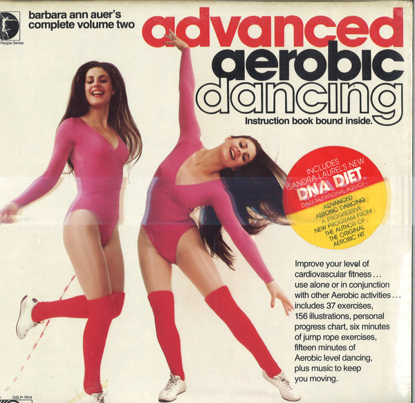 Various Artists Advanced Aerobic Dancing Volume 2