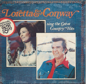 Loretta Lynn & Conway Twitty Sing The Great Country Hits