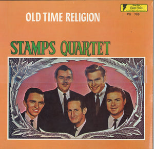 Old Time Religion Stamps Quartet