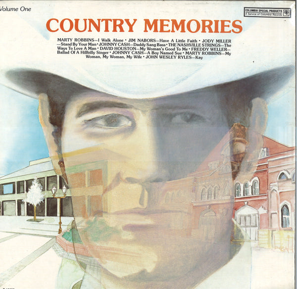 Various Artists Country Memories Volume One