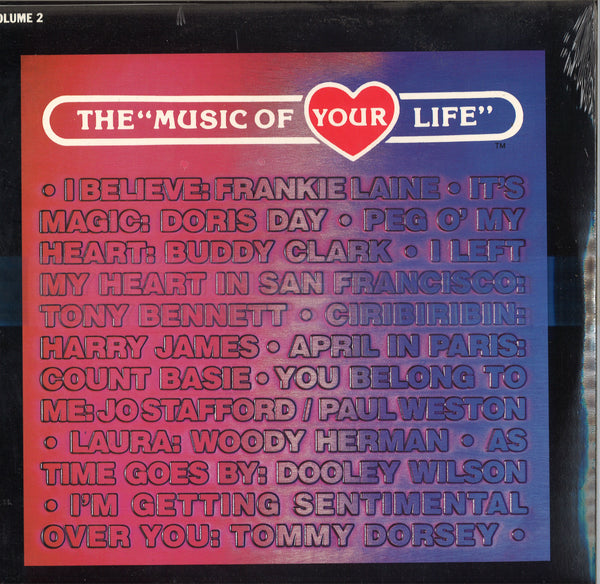 Various Artists The Music Of Your Life Volume 2