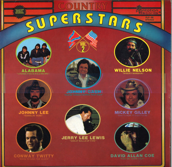 Various Artists Country Superstars Vol. 2