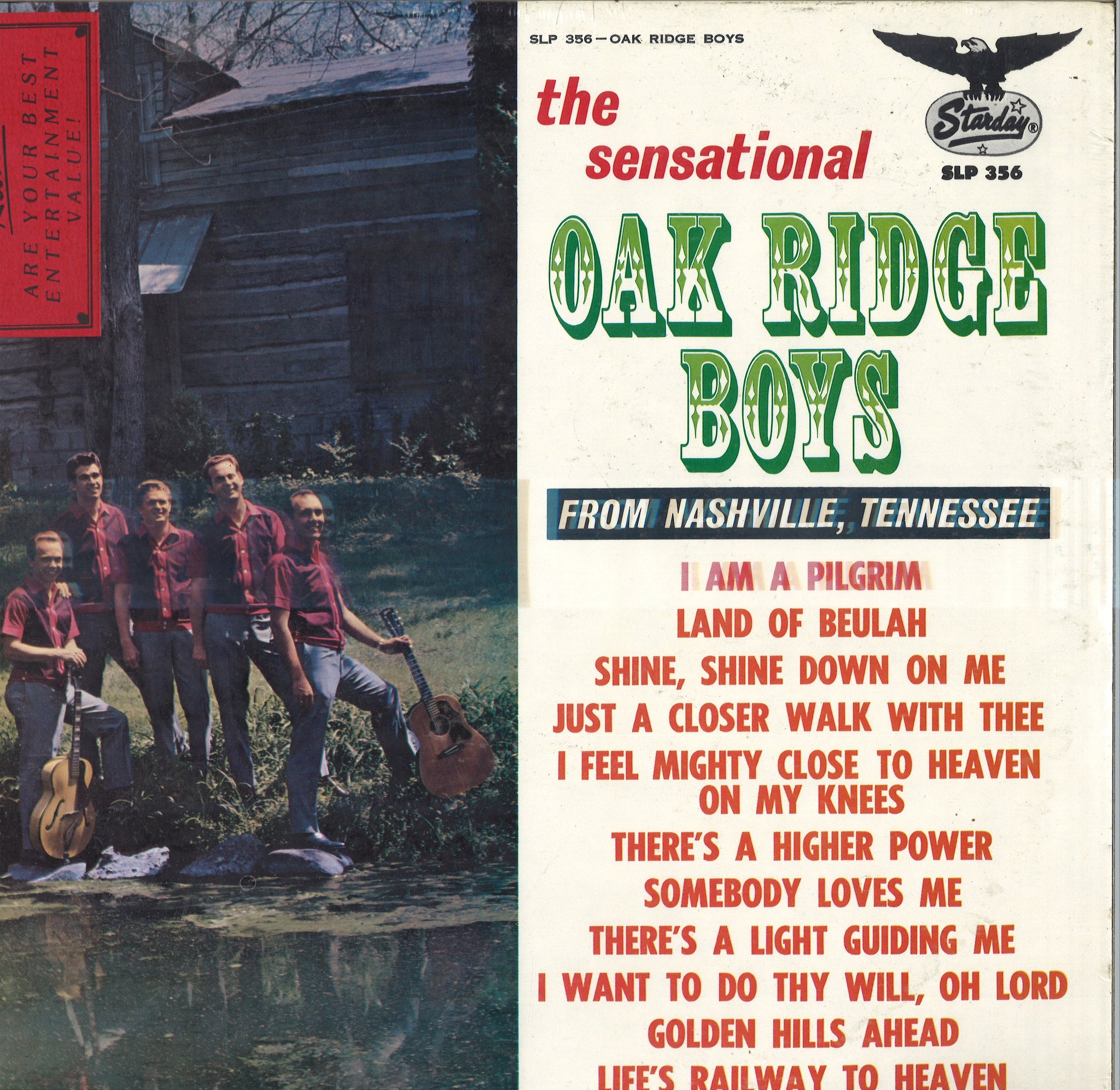 The Sensational Oak Ridge Boys