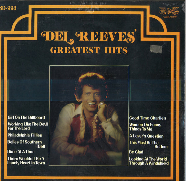 Del Reeves' Greatest Hits