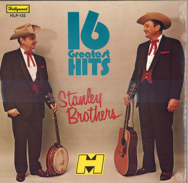Stanley Brothers 16 Greatest Hits