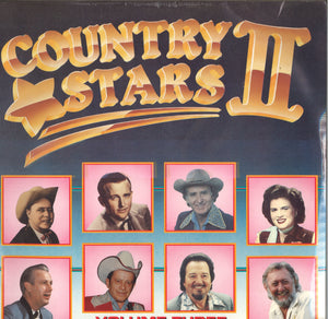 Various Artists Country Stars II, Volume Three