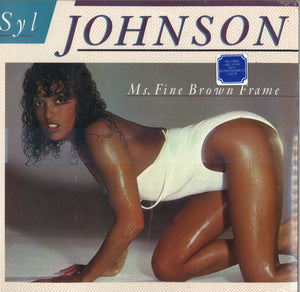 Syl Johnson Ms. Fine Brown Frame