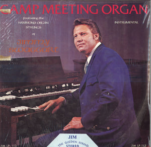 Jimmy Swaggart Camp Meeting Organ