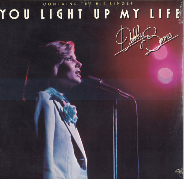 Debbie Boone You Light Up My Life