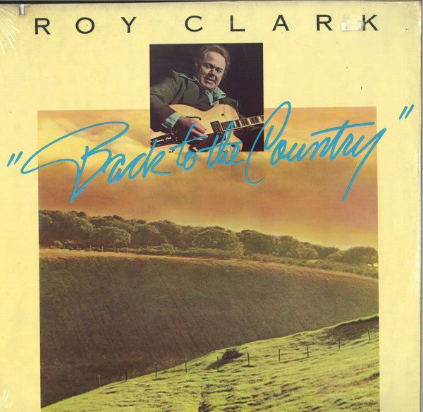 Roy Clark Back To The Country
