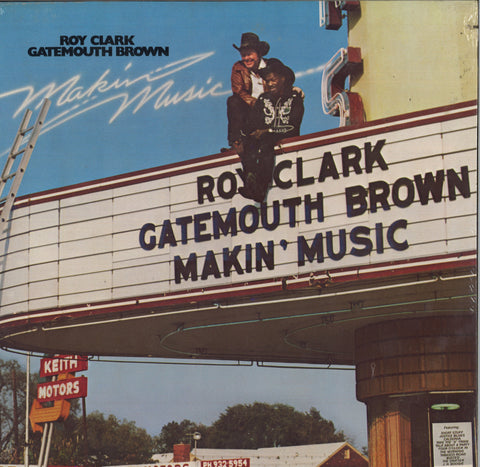 Roy Clark And Gatemouth Brown Makin' Music
