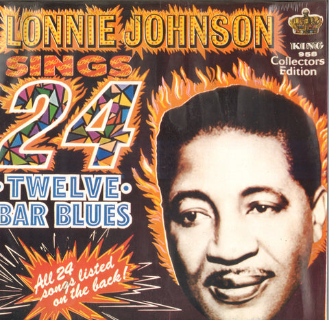 Lonnie Johnson Sings 24 Twelve Bar Blues