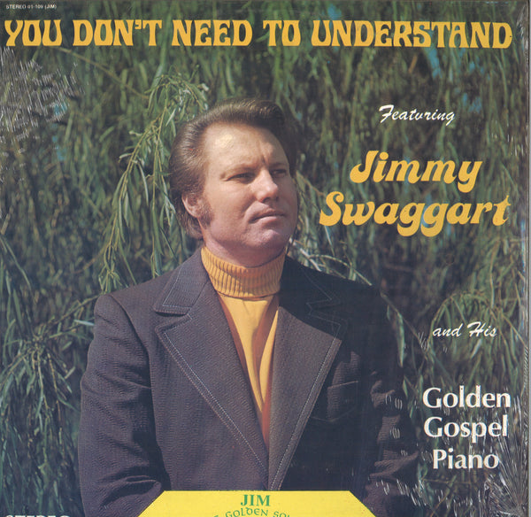 Jimmy Swaggart You Don't Need To Understand