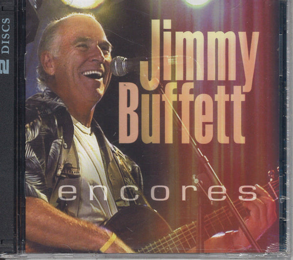 Jimmy Buffett Encores: 2 CD Set
