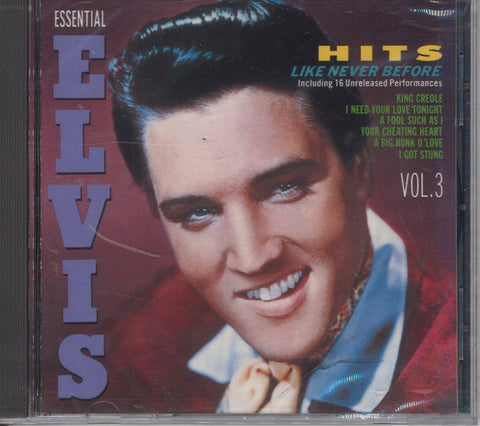 Essential Elvis: Hits Like Never Before Vol. 3