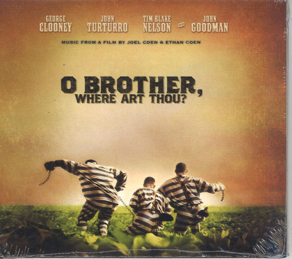 Various Artists O Brother Where Art Thou (Music From The Original Motion Picture Soundtrack)