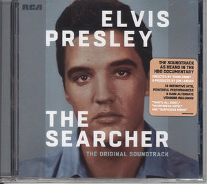Elvis Presley The Searcher (Music From The Original Motion Picture Soundtrack)