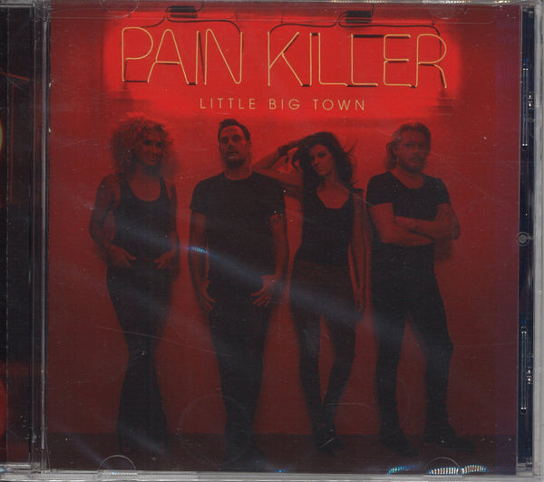 Little Big Town Pain Killer