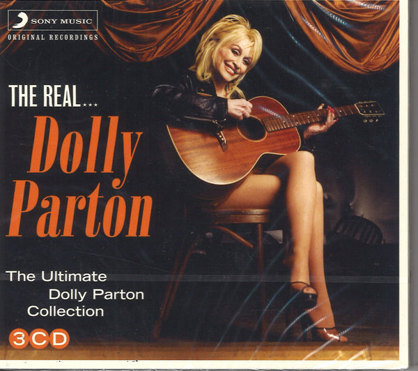 The Real Dolly Parton: 3 CD Set
