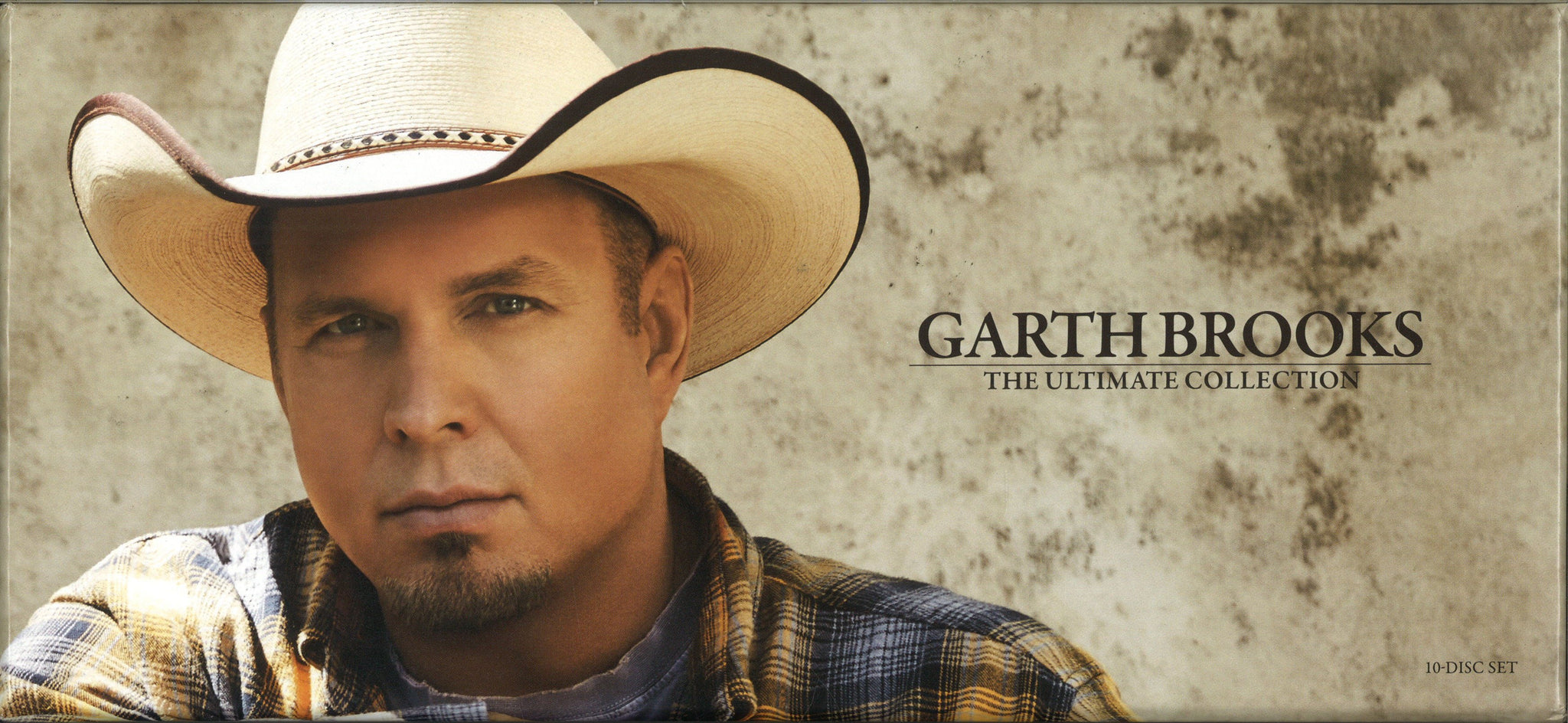 Garth Brooks The Ultimate Collection: 10 CD Set