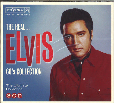 The Real Elvis Presley 60's Collection: 3 CD Set