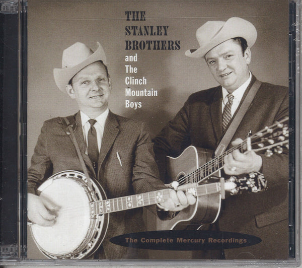 The Stanley Brothers The Complete Mercury Recordings: 2 CD Set