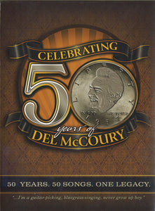 Celebrating 50 Years of Del McCoury: 5 CD Set