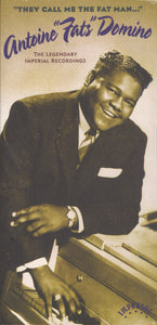 Fats Domino They Call Me The Fat Man: 4 CD Set