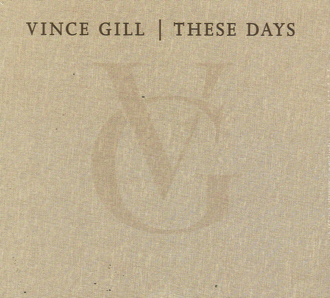 Vince Gill These Days: 4 CD Set