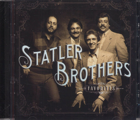 Statler Brothers Favorites