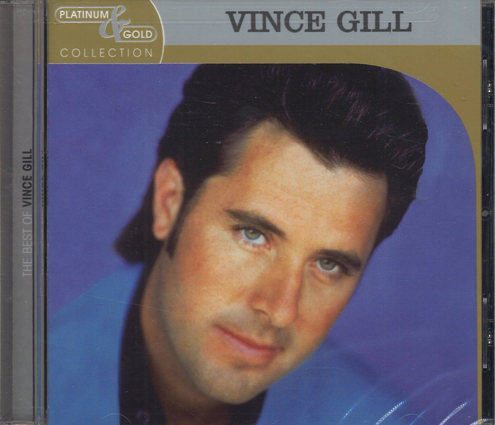 Vince Gill Platinum & Gold Collection