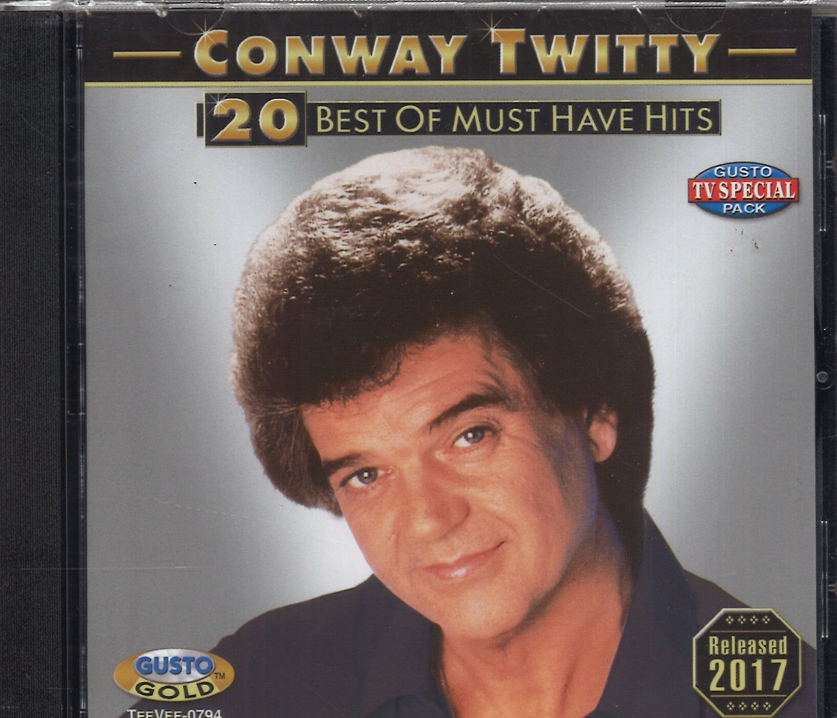Conway Twitty 20 Best Of Must Have Hits