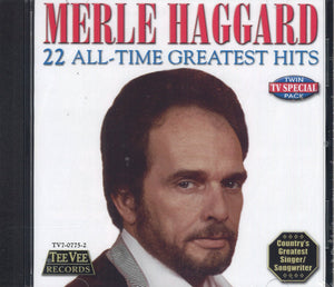 Merle Haggard 22 All-Time Greatest Hits