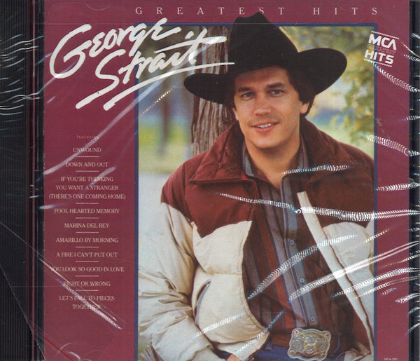 George Strait Greatest Hits