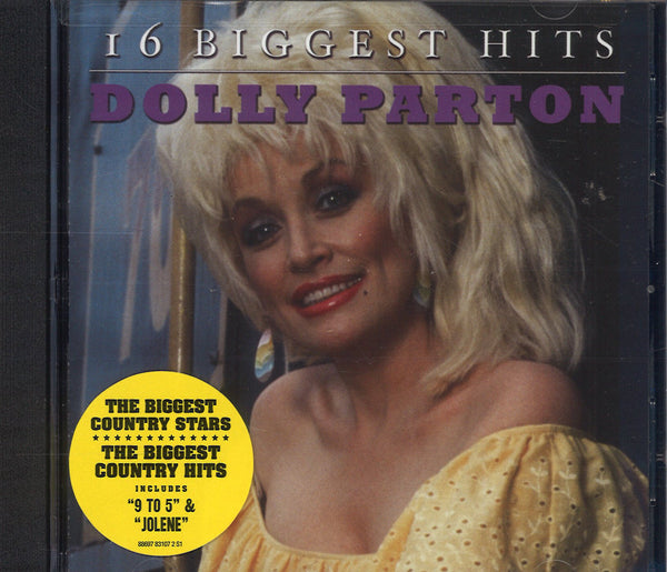 Dolly Parton 16 Biggest Hits