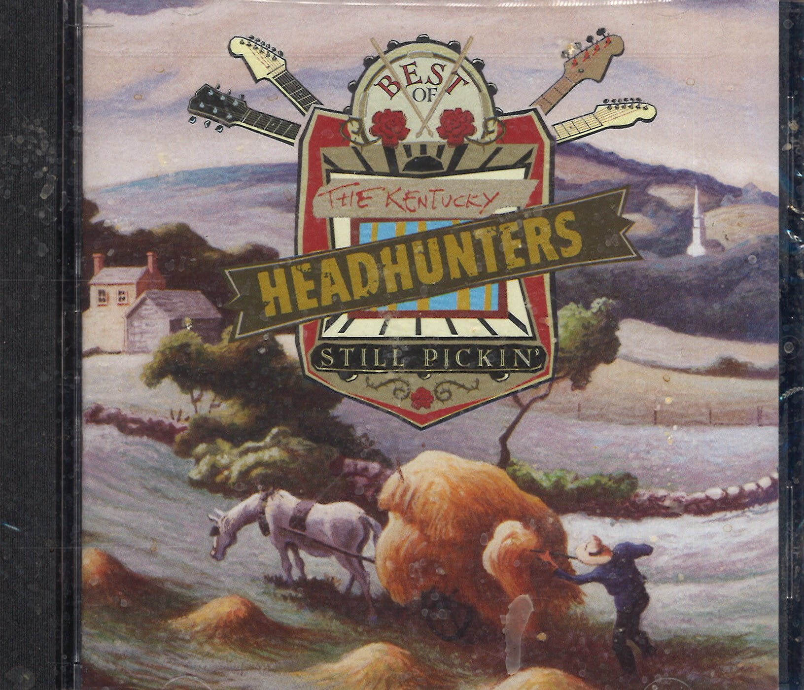 Best Of The Kentucky Headhunters - Still Pickin'