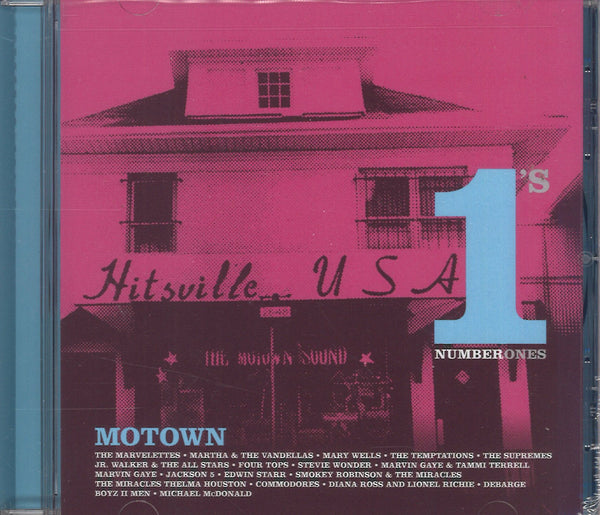 Various Artists Motown Number Ones