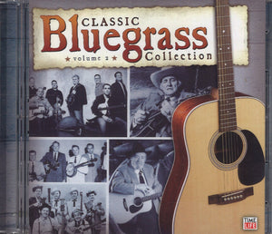 Various Artists Classic Bluegrass Collection Volume 2: 2 CD Set