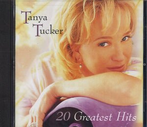 Tanya Tucker 20 Greatest Hits