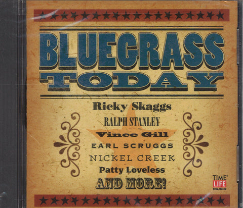 Various Artists Bluegrass Today