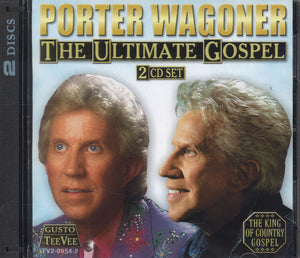 Porter Wagoner The Ultimate Gospel: 2 CD Set
