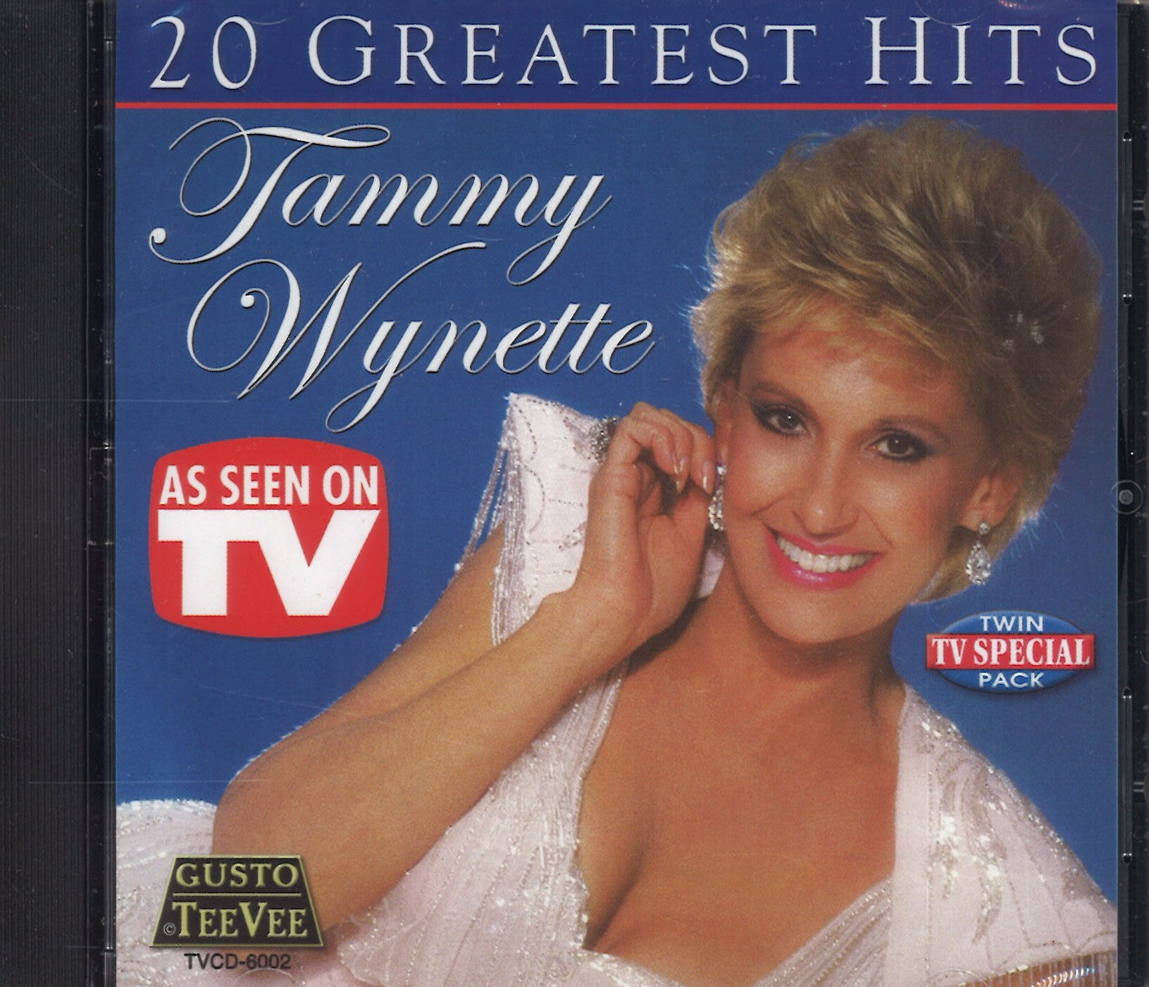 Tammy Wynette 20 Greatest Hits