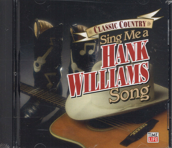 Various Artists Classic Country - Sing Me a Hank Williams Song