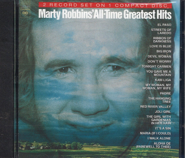 Marty Robbins' All Time Greatest Hits
