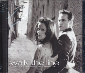 Various Artists Walk The Line (Music From The Orignal Motion Picture Soundtrack)