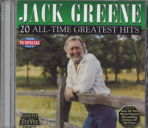 Jack Greene 20 All-Time Greatest Hits