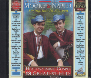 Moore & Napier Heartwarming Gospel - 18 Greatest Hits