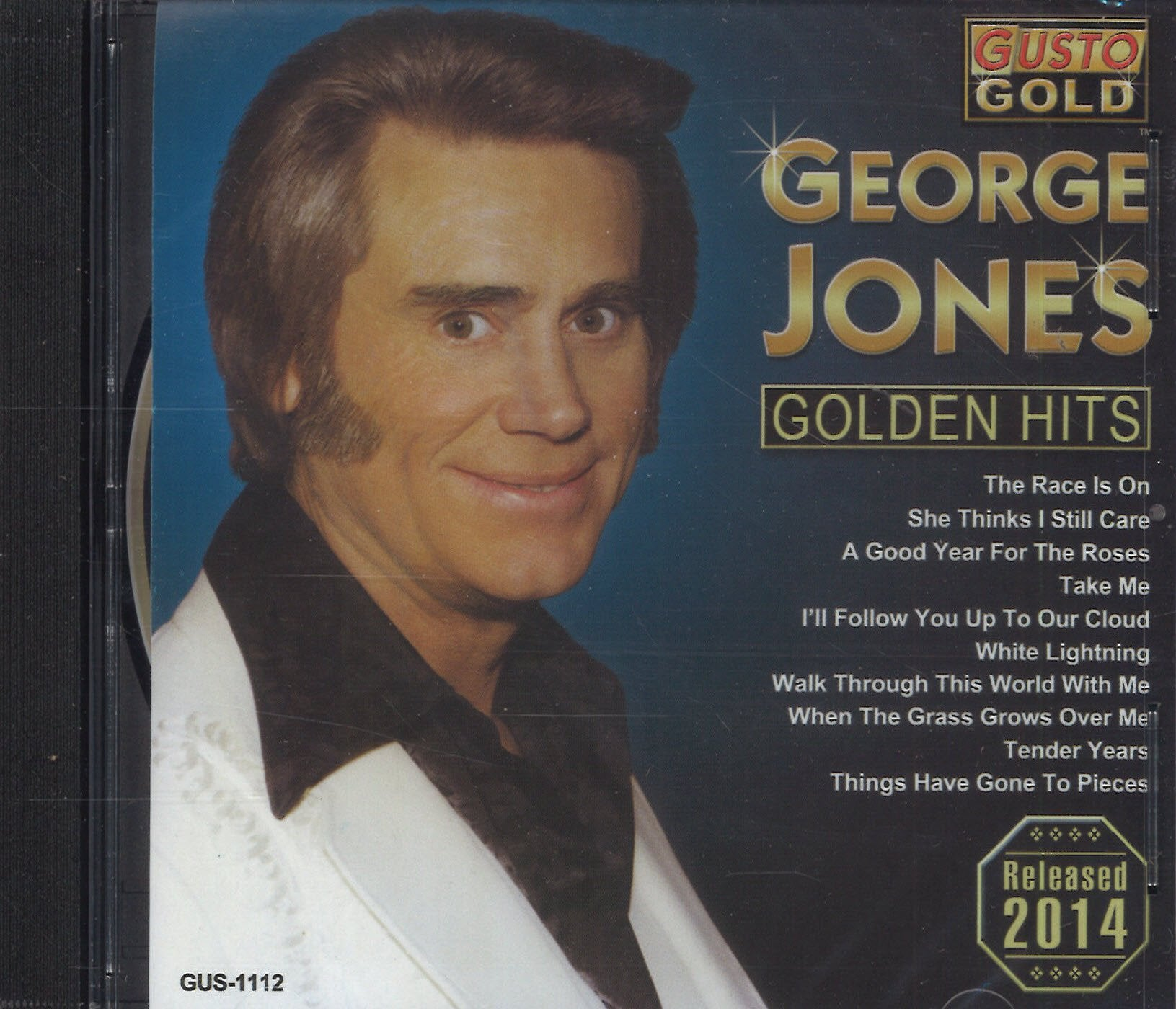 George Jones Golden Hits