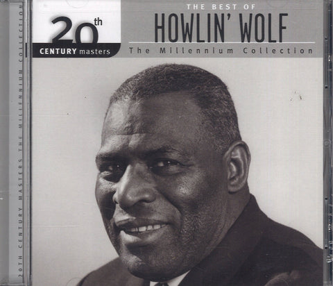 Howlin' Wolf The Millennium Collection