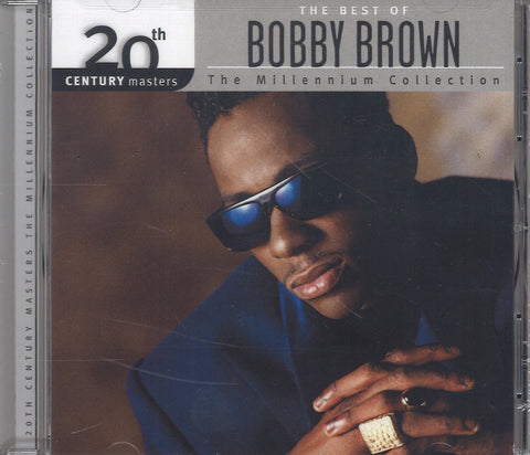 Bobby Brown The Millennium Collection